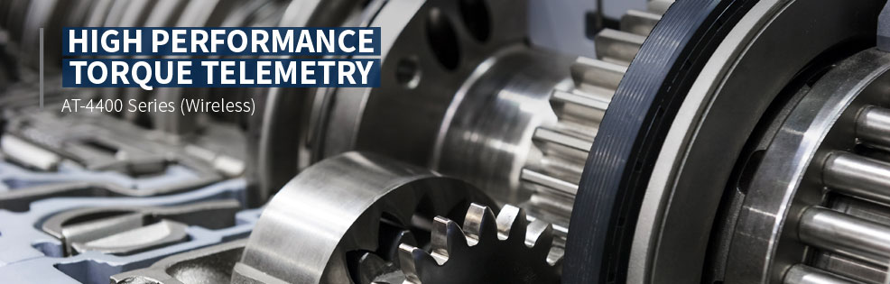 High Performance Torque Telemetry